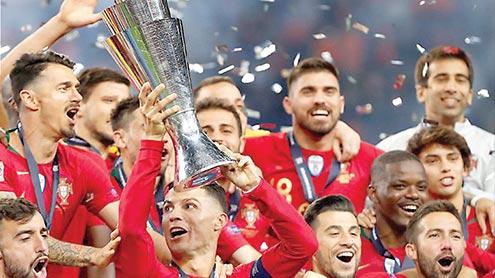 1453151 20583473 - پرتگال نے یوئیفا نیشنز فٹبال لیگ کا ٹائٹل اپنے نام کر لیا
