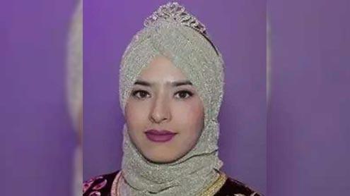 1400398 53376913 - مراکش کی خاکروبہ نے ملکہ حسن کا تاج اپنے سر پرسجالیا