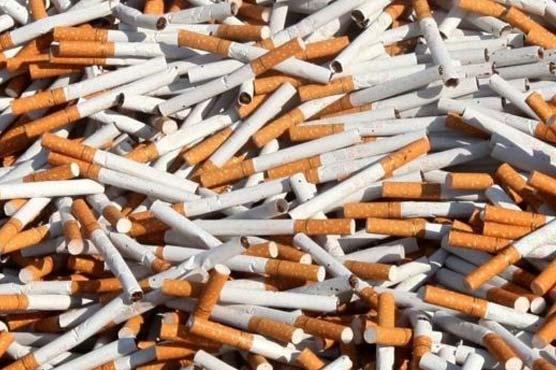 سگریٹ کی غیر قانونی تیاری و فروخت سے 77ارب کا نقصان