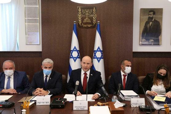 اسرائیل ،3سال میں پہلی بار  حکومت کا بجٹ پر اتفاق