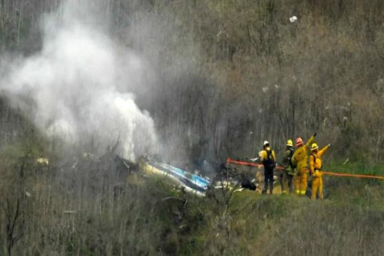 امریکا میں ہیلی کاپٹر گرکر تباہ،4ہلاک