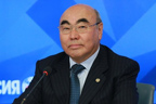 کرپشن کی تحقیقات ،کرغزستان کے جلا  وطن سابق صدر کو وطن واپس پہنچادیاگیا