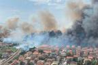 ترکی: 6روز بعد بھی آگ نہ بجھی یونا ن میں بھی کئی مقامات پرآتشزدگی
