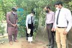 الائیڈ سکول، ایفا سکولز ریجنل  آفس میں شجر کاری مہم