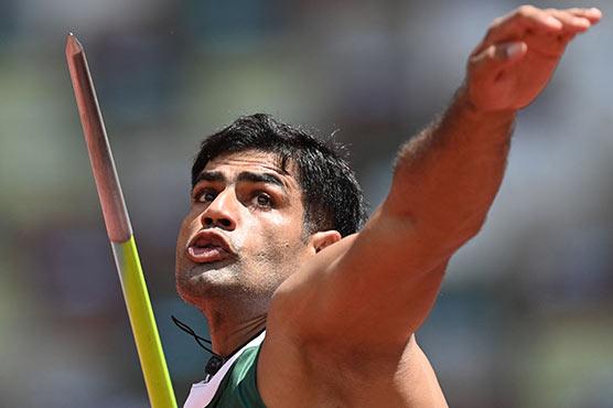 ٹوکیو اولمپکس:ارشد ندیم تمغہ جیتنے کیلئے پاکستان کی امید