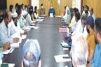 محرم الحرام :ڈی سی خوشاب کی زیر صدارت اہم اجلاس