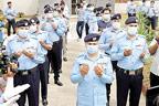 یوم شہداپرپولیس لائن میں تقریب،قربانیوں کو خراج تحسین