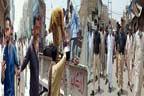 اندرون سندھ کئی شہریوں میںلاک ڈائون کی خلاف ورزیاں