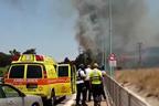 لبنان سے اسرائیل پر 3راکٹ  حملے ،صیہونی فوج کی جوابی شیلنگ