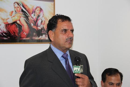 آزاد کشمیر الیکشن میں مسلم لیگ ن  کی فتح یقینی ہے ،راجہ جاوید اخلاص