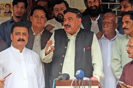 پاکستان کیخلاف ہائبرڈ جنگ شروع، آنیوالے دنوں میں مزید تیز ہوگی :  وزیر داخلہ