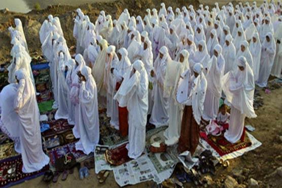 یونان: پہلی دفعہ نماز عید  میں خواتین کی شرکت