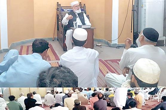 عمران خان نے ملک کا بیڑا غرق کردیا : لیاقت بلوچ