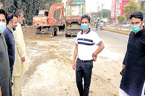 سیالکوٹ: 6ہزار میٹرک ٹن آلائشوں کو ڈمپ کیا گیا