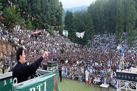 ایک کے بعد دوسرا ریفرنڈم، کشمیریوں سے پوچھیں گے پاکستان کیساتھ رہنا ہے یا آزاد: عمران خان
