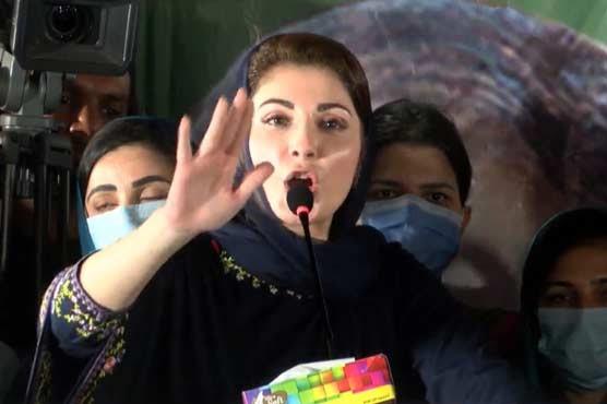 نواز شریف پاکستان مخالف افغان مشیر سے کیوں ملے؟ وفاقی وزراء ، ملاقات سے کانپ کیوں رہے ہو : مریم نواز