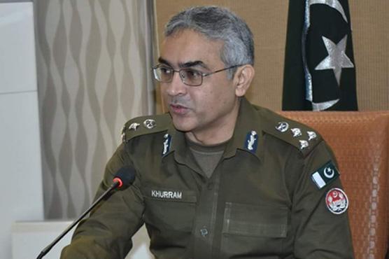 پولیس کا احتسابی عمل سخت،افسران اس سے بچیں:آر پی او