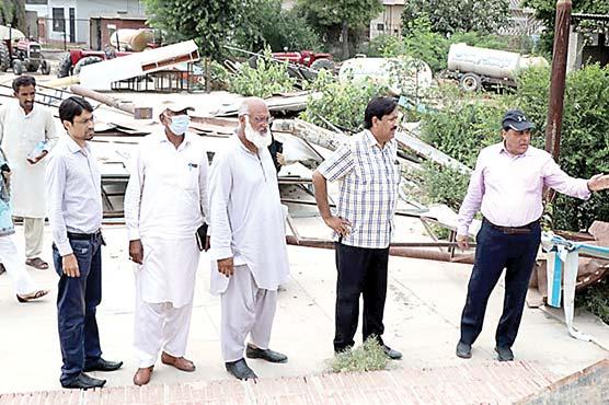 شاہ شمس پارک کی جھیل فعال کرنے کا فیصلہ، انجینئرنگ برانچ کو ٹاسک سونپ دیا گیا