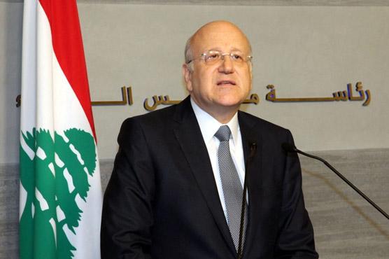 نجیب میکاتی لبنان کے  نئے وزیر اعظم منتخب