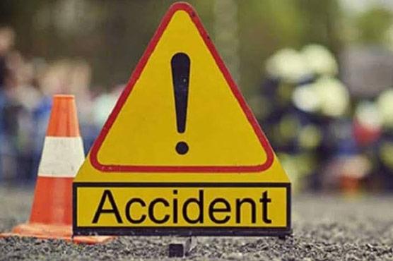 رکشہ او رموٹر سائیکل کی ٹکر، ایک شہری جاں بحق،1زخمی