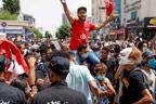 تیونس :وزیر اعظم برطرف،پارلیمنٹ1ماہ کیلئے معطل