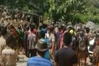 بھارت میں خانہ   جنگی  2ریاستوں کی آپس میں  جھڑپیں، 6اہلکار ہلاک