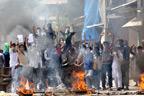 بھارتی صدر کی سری نگر آمد ،کشمیریوں کی ہڑتال
