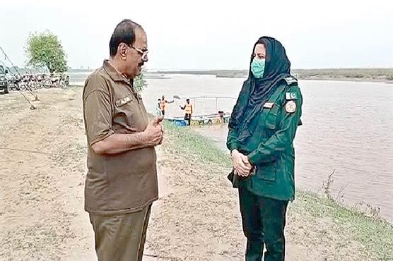 بھوآنہ :چناب میں کشتی ڈوبنے کا واقعہ آپریشن جاری