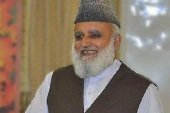 آزاد کشمیر :عبدالرشید ترابی  کو مشیر بنانے کا فیصلہ