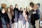 محرم الحرام :قومی رضا کاروں کی پولیس لائن میں تربیت