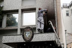 پیرس :کیوبا کے سفارتخانے  پر دستی بموں سے حملہ