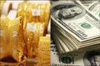 انٹربینک میں ڈالر کی قدربڑھ گئی،سونا500روپے سستا