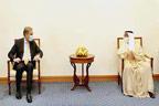 بحرین سے دو طرفہ تعاون کے فروغ کیلئے پر عزم :شاہ محمود