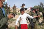 اسرائیلی فوج کی دہشتگردی  12سالہ فلسطینی لڑکا شہید