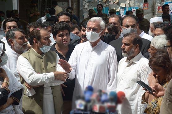 جہانگیر اور علی ترین کی گرفتاری کی ضرورت نہیں:ایف آئی اے