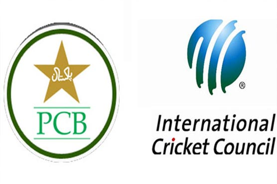 پاکستان کرکٹ بورڈ کی آئی سی سی ایونٹس کی میزبانی میں دلچسپی