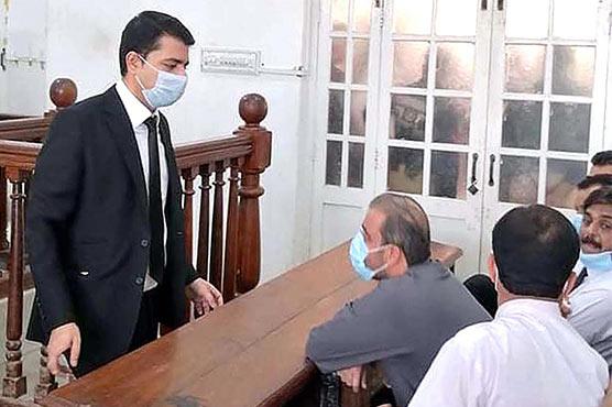 نیب: خورشید شاہ کے بیٹے نے گرفتاری دیدی ، 2 روزہ جسمانی ریمانڈ