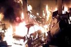 دُلے والا : کباڑ خانہ میں آگ بھڑک اٹھی ، بھاری نقصان