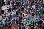 کینیڈا:پاکستانی خاندان کی حمایت میں ہزاروں افراد کا مارچ