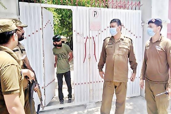 راولپنڈی میں گرجا گھروں کی سکیورٹی کے موثر انتظامات