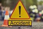 ٹریفک حادثات، 1 جاں بحق، 2 زخمی