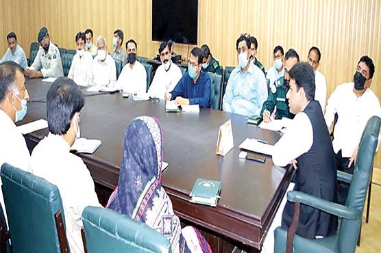 جوہرآباد:ڈیزاسٹر مینجمنٹ کمیٹی کا اجلاس ، صورتحال پر غور