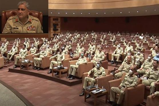 ورکنگ باؤنڈری، کنٹرول لائن، افغان سرحد پر آپریشنل تیاریاں جاری رکھی جائیں : آرمی چیف