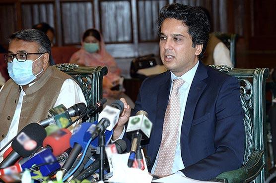 ترقیاتی کام فوری شروع کرنے کیلئے 100 ارب جولائی تک جاری کردینگے : وزیر خزانہ پنجاب
