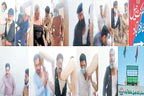 ڈسٹرکٹ جیل حافظ آ باد میں قیدیوں  اور عملے کی کورونا ویکسی نیشن