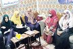 پیرمحل :منہاج القرآن  ویمن لیگ کا اجلاس