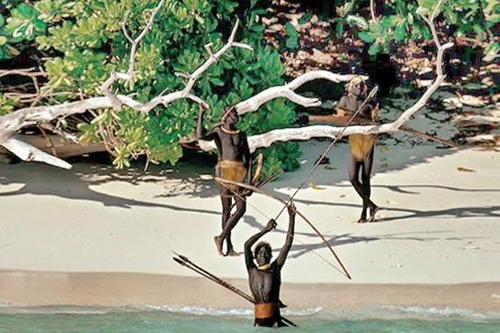 سینٹی نیل کے ایسے قبائلی جو جدید دنیا سے رابطے پر خفا ہیں