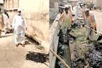 بھیرہ:برسات سے پہلے سر کلر ڈرین کی صفائی مکمل کرانیکا اعلان