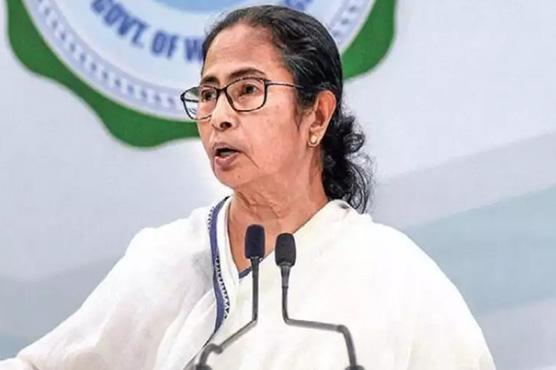 ممتا بینر جی کل تیسری بار وزیراعلیٰ  مغربی بنگال کا حلف اٹھائیں گی