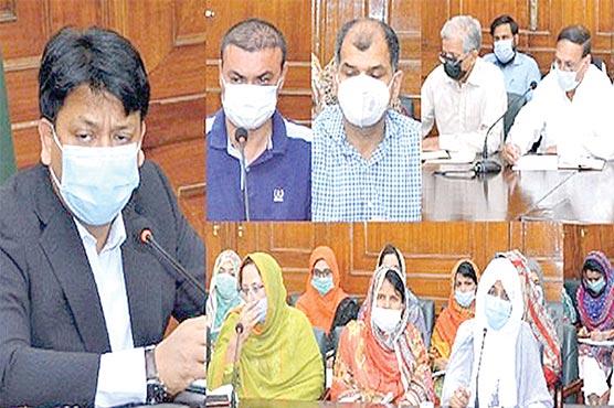 کلین اینڈگرین پاکستان انڈیکس مہم 2021کے فیز 2کا آغاز